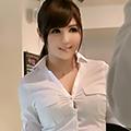洋食店の巨乳美女!