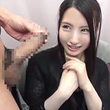 甘えたい派のご無沙汰素人さんのセンズリ鑑賞⇒電マ責めガチイキSEX!
