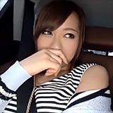 激カワ素人さんを車で送るよと騙しホテルに直行なし崩しハメ撮!