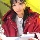 夢のためにテント暮らし!?超金欠な美少女素人さんを¥サポで釣り色白パイパンをハメ撮り!