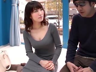 4年勤めの極テクをMM号で披露♪絶品美巨乳の素人に¥交渉⇒ED君と再起SEX!