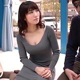 4年勤めの極テクをMM号で披露♪絶品美巨乳の素人さんに¥交渉⇒ED君と再起SEX!