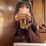彼氏の隙を狙って声掛け♪居酒屋カップルを略奪ナンパハメ!