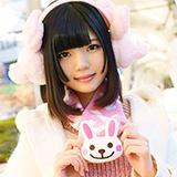 受験で上京している田舎娘を偶然ナンパ♪黒髪アニメ声の18歳素人JKに生中出し!w