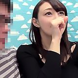 お願いされ巨乳素人さん筆下ろし☆童貞君の不意打ちガチピストンにガチイキ⇒中出しされる!