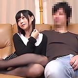 偽インタビュー中に素人カップルの彼女を彼氏の前で大胆に寝取りナマ中出し!