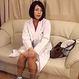 疲れ&性欲が溜まっている女医素人さんにセクハラマッサージ⇒ガチハメ!