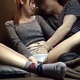 ネットカフェで寝泊りする神待ちヤリマン素人さんをフラットシートでガチハメ!